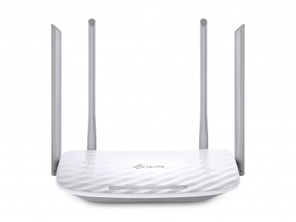 Router 4 porturi wireless, AC1200, Dual Band, TP-LINK Archer C50