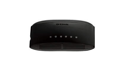 Switch Desktop 5 porturi 10/100 Mbps, D-LINK DES-1005D