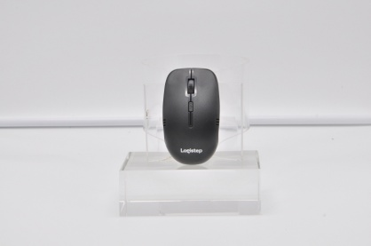 Mouse wireless slim negru, Logistep LSMO-A01