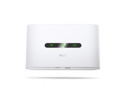 ROUTER WIRELESS PORTABIL, 4G modem incorporat, TP-LINK M7300