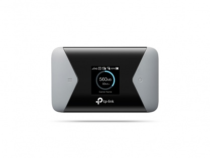 Router portabil wireless 4G modem incorporat display OLED, TP-LINK M7310