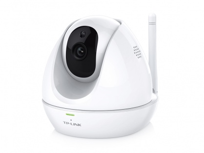 CAMERA Supraveghere IP wireless 300Mbps HD Pan&Tilt Day/Night Cloud, TP-LINK NC450