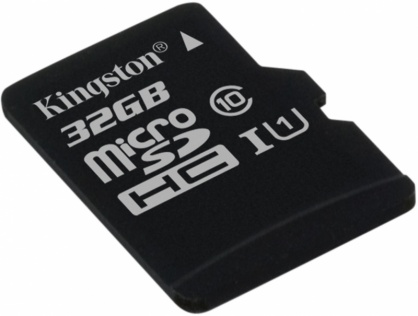 Card micro SD 32GB clasa 10 Kingston