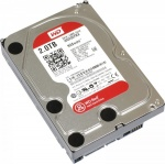 Hard Disk 2TB RED  64MB SATA3 2EFRX, WD WD20EFRX