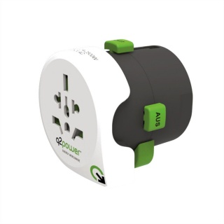 Adaptor universal 360 World - World, Q2POWER 19.07.1592