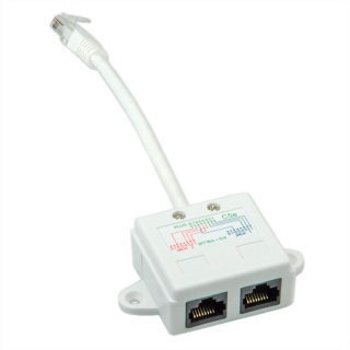 Adaptor RJ45 in Y Cat 5e neecranat, Value 21.99.3045