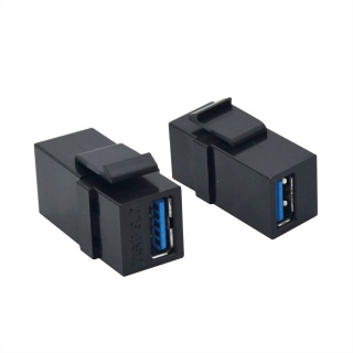 Keystone USB 3.0  M-M negru, Value 25.99.8207