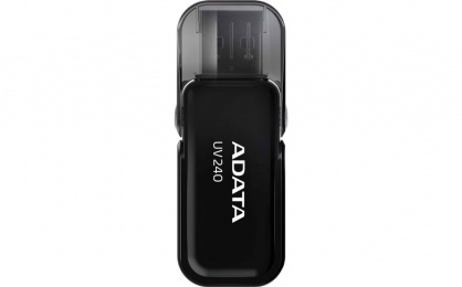 Stick USB 2.0 Black 8GB ADATA UV240