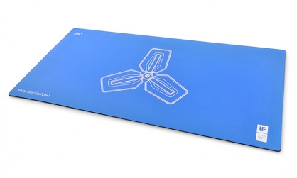 Mousepad gaming 800x400mm blue, DEEPCOOL D-PAD