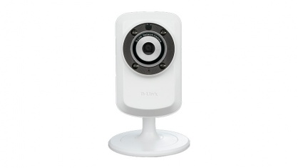 Camera wireless IP de interior Day and Night, D-LINK DCS-932L