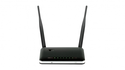 Router wireless. 4G LTE 2 antene 300Mbps, D-LINK DWR-116