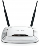 Router Wireless 300Mbps 2 antene fixe Romana, TP-Link TL-WR841N(RO)
