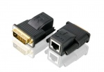 Mini Cat 5 DVI Extender (maxim 20 m), ATEN VE066