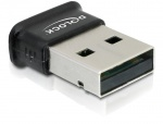Adaptor USB 2.0 Bluetooth V4.0 Dual Mode, Delock 61889