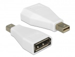 Adaptor mini Displayport la Displayport T-M, Delock 65239