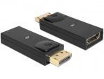 Adaptor DisplayPort la HDMI T - M, Delock 65258