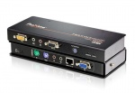 KVM Extender PS/2 VGA/Audio Cat 5 150m, Aten CE350