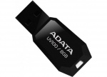 USB Stick ADATA UV100 8GB USB 2.0, Capless, Black