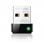 Adaptor Wireless N USB 150Mbps, nano, TP-Link TL-WN725N