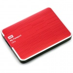 "Hard Disk Extern Western Digital My Passport Ultra 1TB, Red 2.5"", USB 3.0"