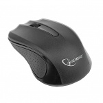 Mouse optic Wireless Black GEMBIRD MUSW-101