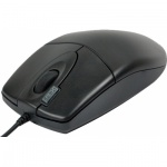 Mouse USB optic Black 2xClick  A4tech OP-620D-U1