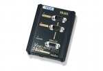 Switch VGA Wall Plate 2 porturi, Aten VS201