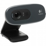"Camera Web Logitech ""Quickcam C270"""