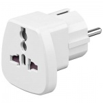 Adaptor UK, USA la Europa, Goobay 94026