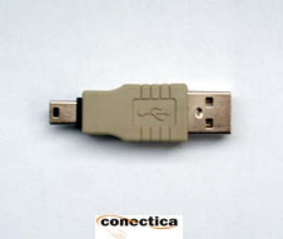 Adaptor USB A - USB mini B Casio **